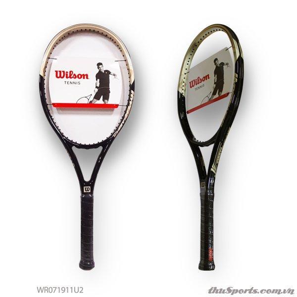 Vợt tennis HYPER HAMMER 2.3 BLK/GLD 2 WR071911U2
