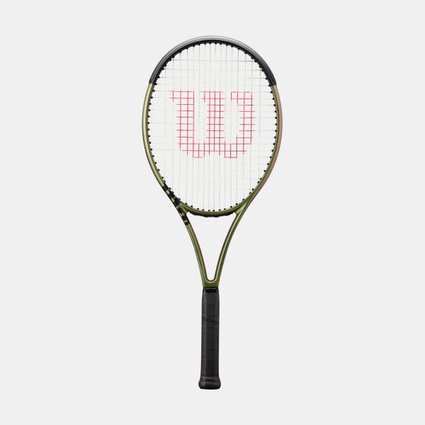 Vợt tennis BLADE 100L V8.0 TNS FRM 2 WR078911U2