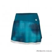 Váy Thể Thao Nữ Wilson Su Color Flight 12.5 Skirt Ultramari WRA707201
