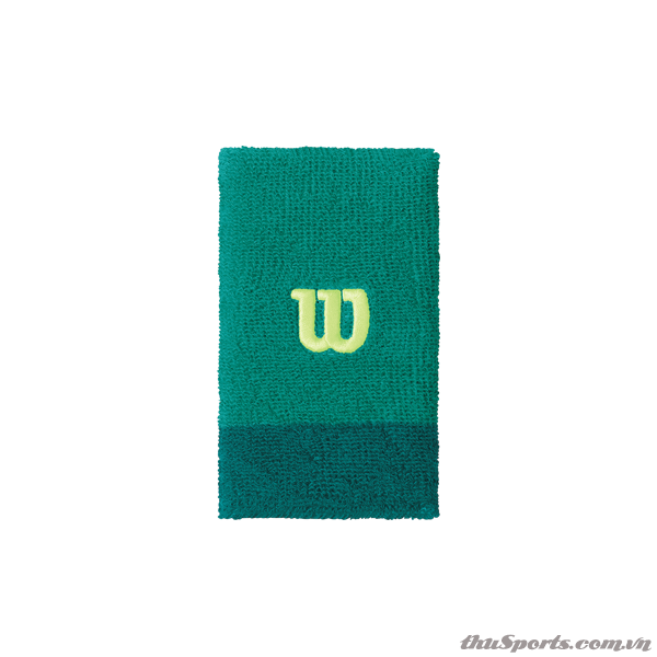 Băng Tay Thể Thao Wilson EXTRA WIDE WRISTBAND WRA733513