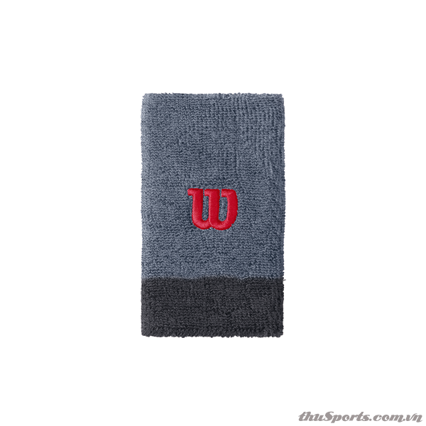 Băng Tay Thể Thao Wilson EXTRA WIDE WRISTBAND WRA733515