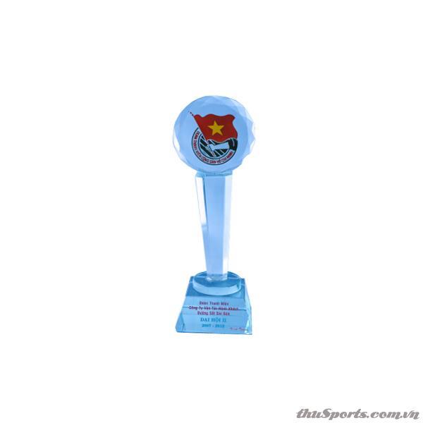 Cúp Thủy Tinh TT-0022