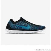 Giày Chạy Bộ Nam Nike Free 4.0 Flyknit 717075-004