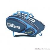 Túi Tennis Wilson TOUR V 9 PACK BL WRZ843609 (Thermoguard 2.0)
