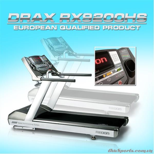 Máy chạy bộ điện DRAX DN-RX9200HS