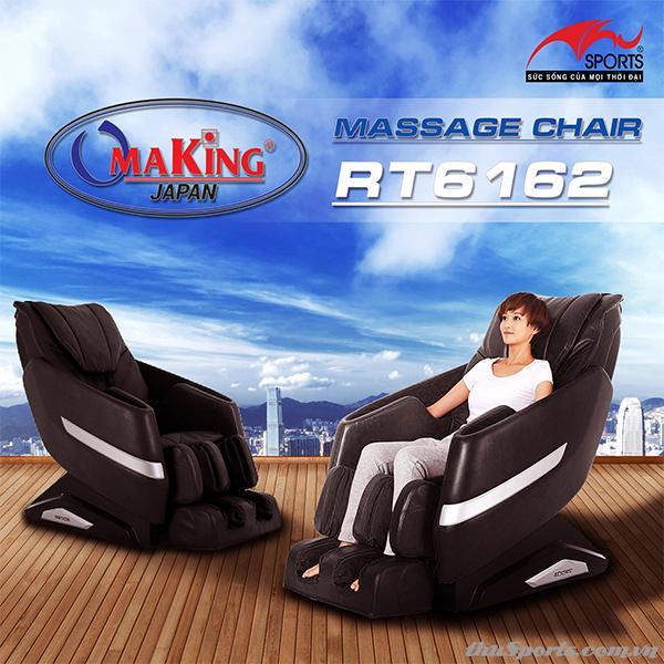 Ghế Massage Omaking RT6162