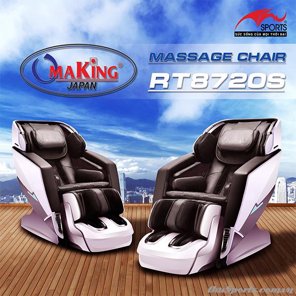 Ghế Massage Omaking RT8720S
