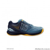 Giày TT Wilson KAOS COMP 2.0 Copen Blue/Peacoat/Gold WRS326160