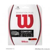 Dây Đan Vợt Tennis WILSON SENSATION PLUS RD 16 WRZ830040116