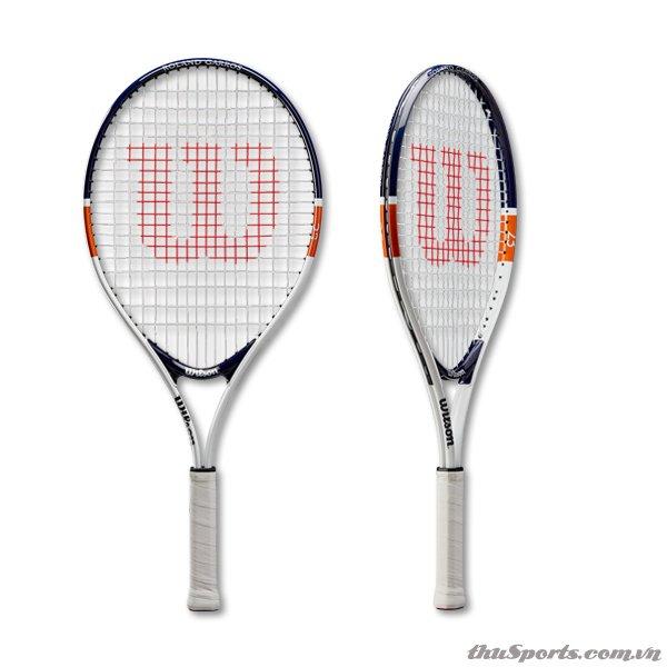 Vợt tennis WILSON Roland Garros ELITE 25 CVR WR038710H (9-10 tuổi)
