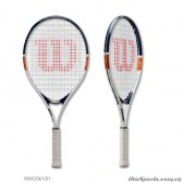 Vợt tennis WILSON Roland Garros ELITE 21 CVR WR029610H (4-6 tuổi)
