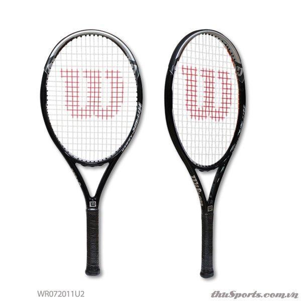 Vợt Tennis WILSON HYPER HAMMER 5.3 (NEW) BLK/SIL 2 WR072011U2