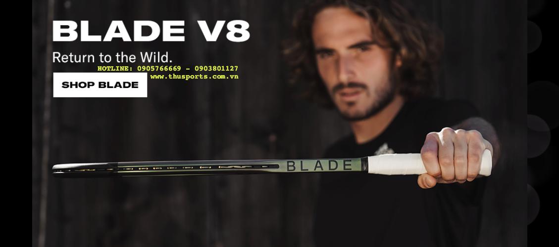 New BLADE V8